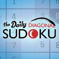 Play free online The Daily Diagonal Sudoku