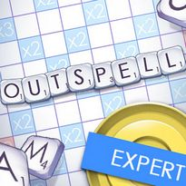 Play free online Outspell Spelling Game