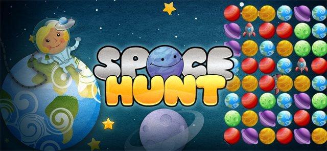 Jetzt Space Hunt spielen!