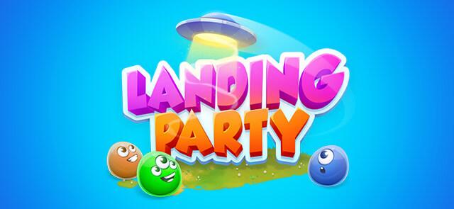 Jetzt Landing Party spielen!