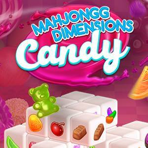 NeoBux's online Mahjongg Dimensions Candy game