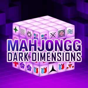 NeoBux's online Mahjongg Dark Dimensions game