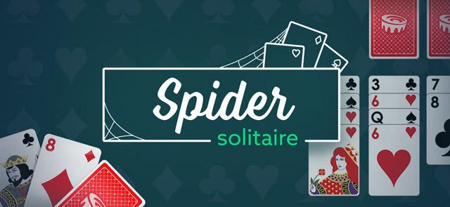 Jetzt Spider Solitaire spielen!
