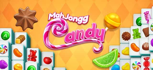 NeoBux's free Mahjongg Candy game