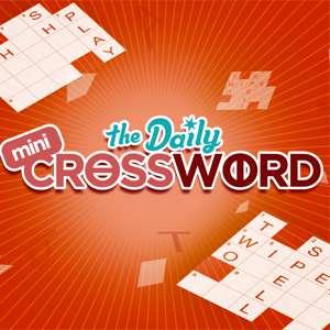 Play Mini Crossword Washington Post The Washington Post