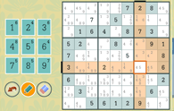 photo regarding Washington Post Sudoku Printable referred to as The Every day Sudoku - The Washington Posting
