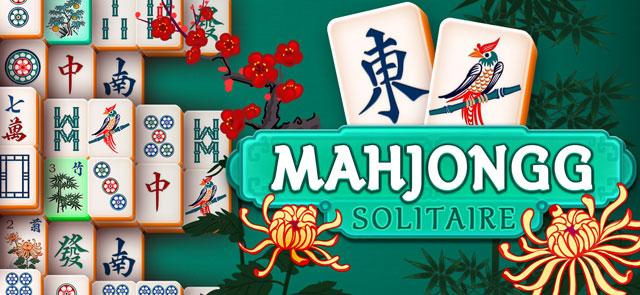 Jetzt Mahjongg Solitaire spielen!
