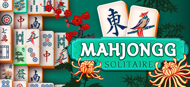 NeoBux's free Mahjongg Solitaire game
